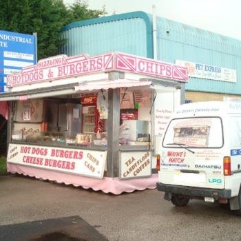 Leasehold Mobile Catering Unit