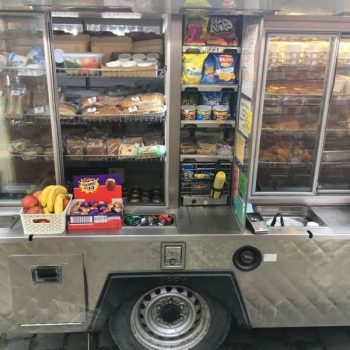 Jiffy Catering Truck & Round