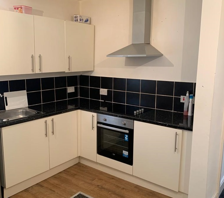One Bedroom Flat Lytham Road